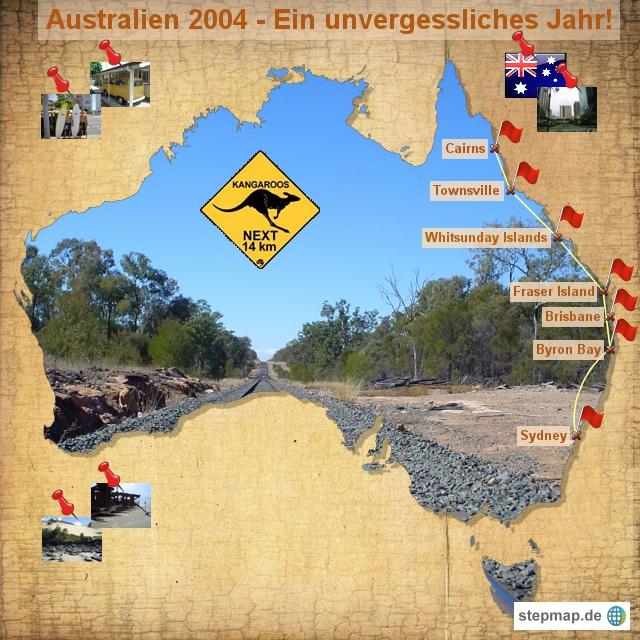 reiseroute karte erstellen kostenlos Landkarte fürs Fotobuch